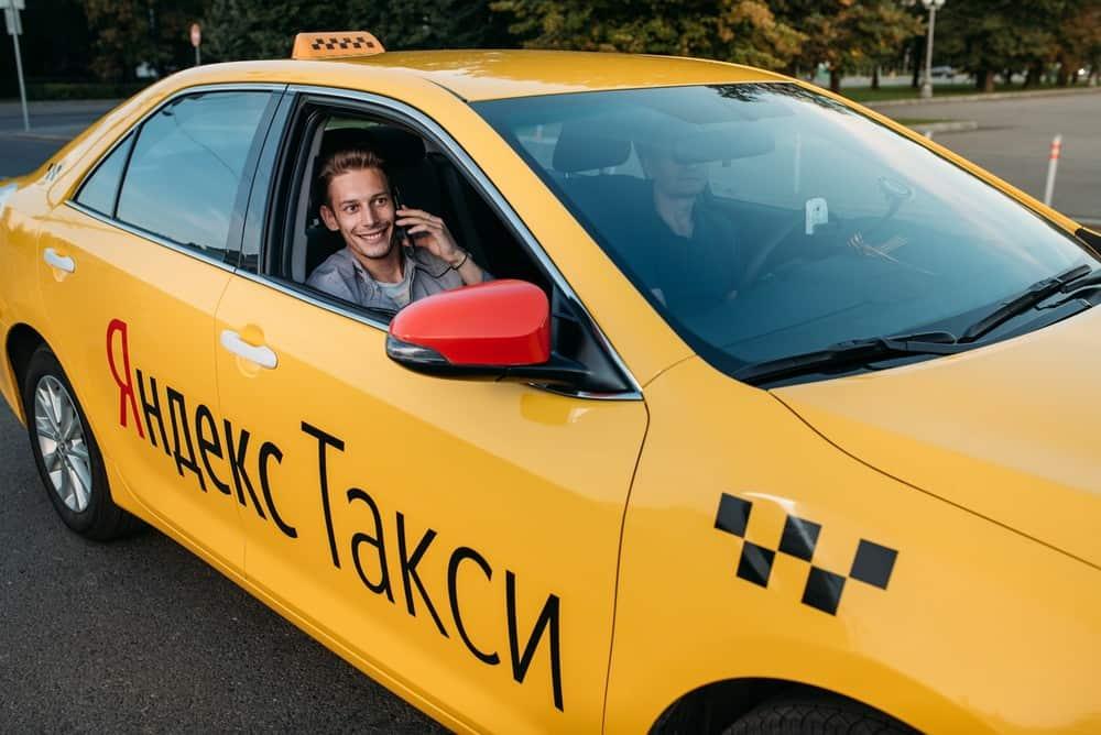 работа в яндекс такси без стажа